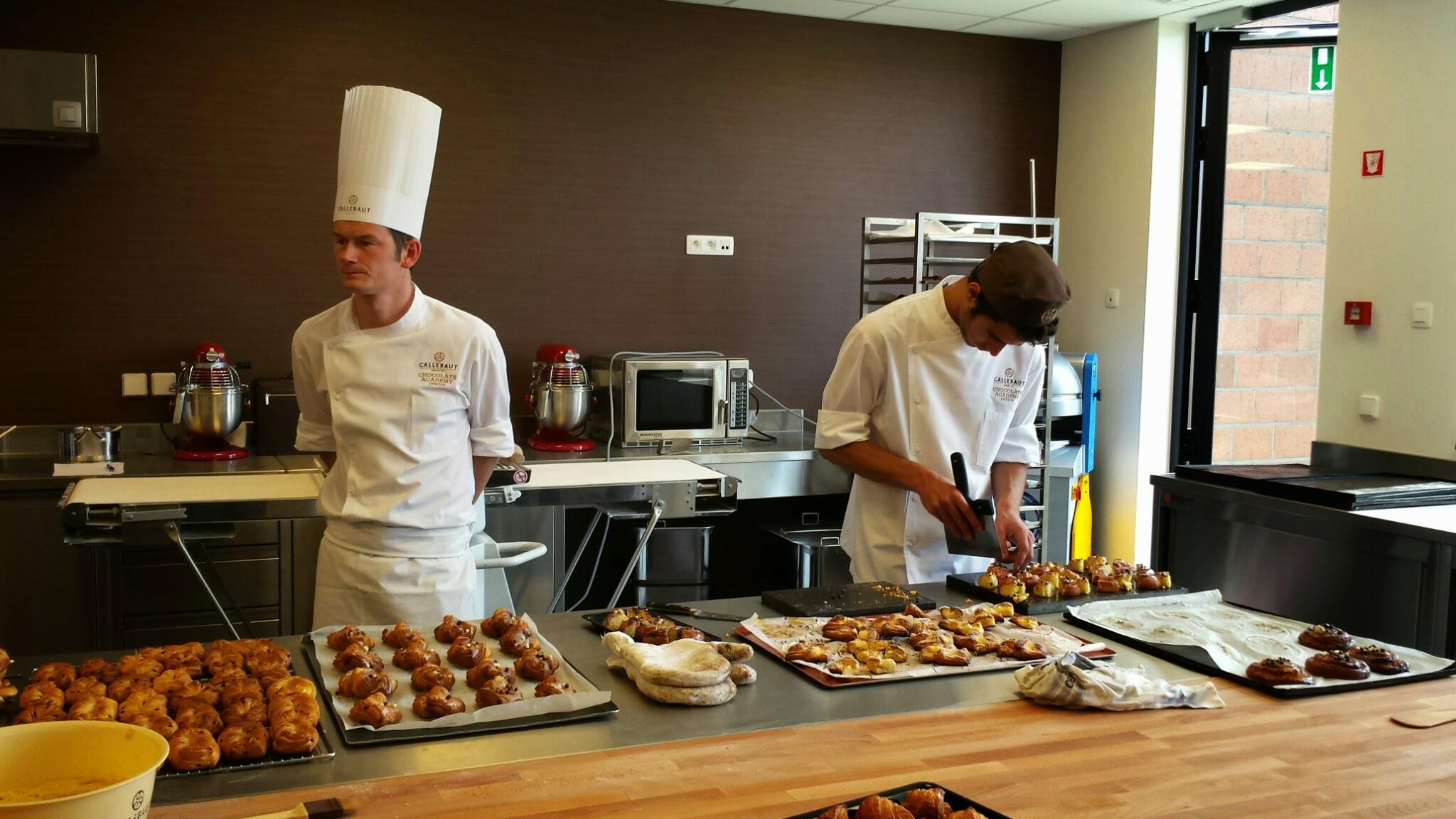 2014-Wieze (Belgique) La chocolaterie de Callebaut