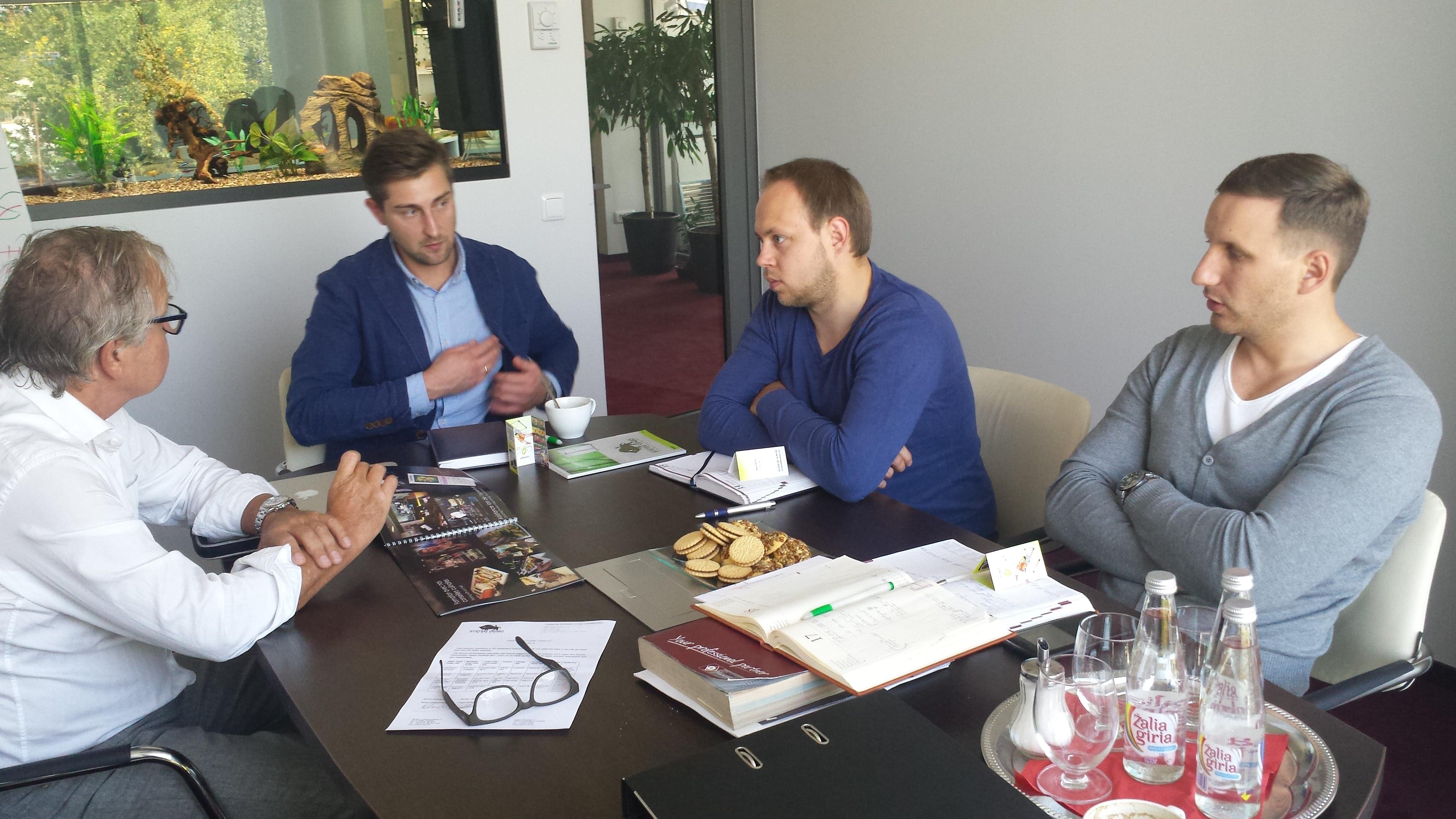 2015-Vilnius (Lithuanie) Présentation Croust'Wich
