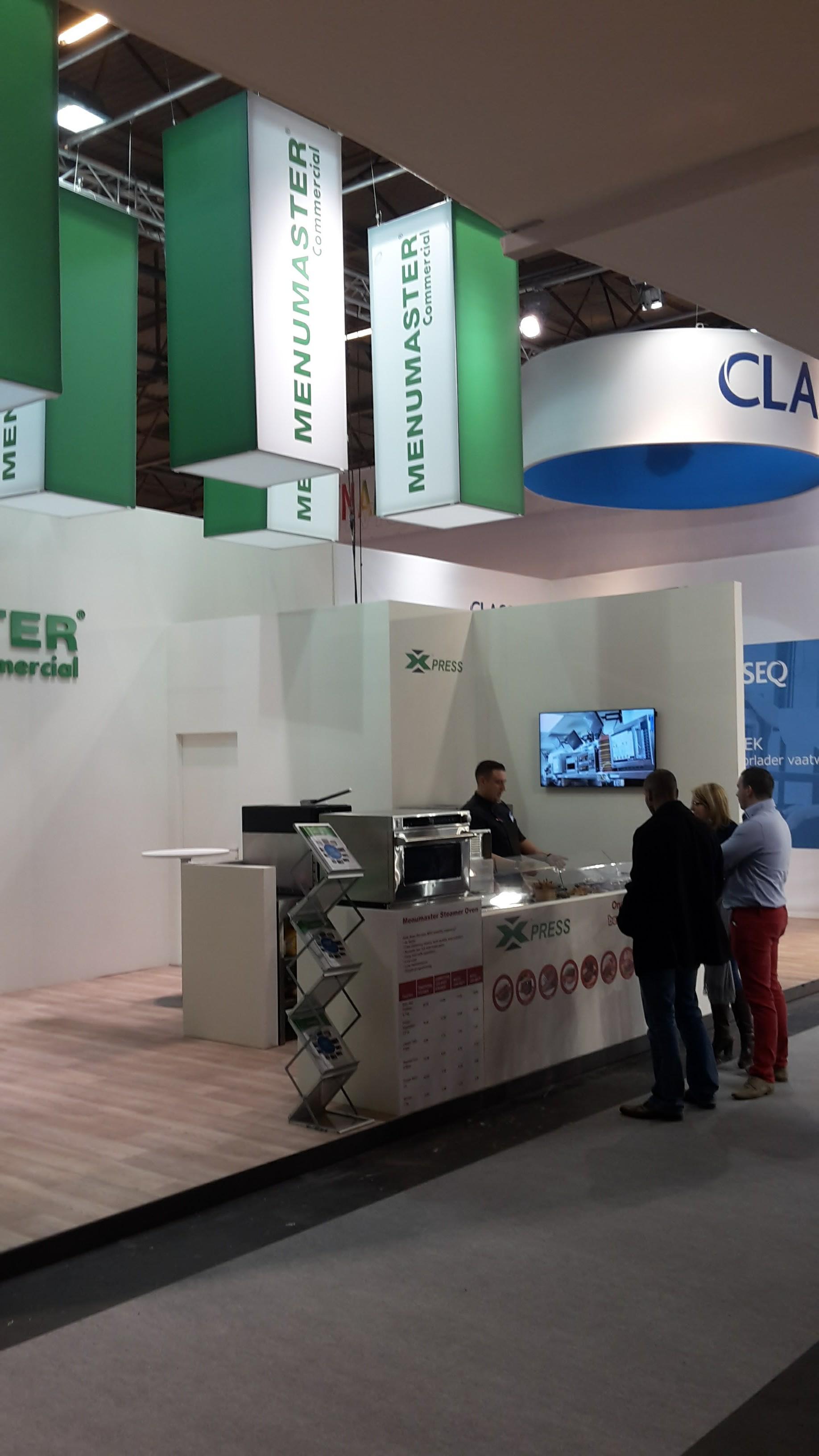 Menumaster @ Horeca Expo 2017