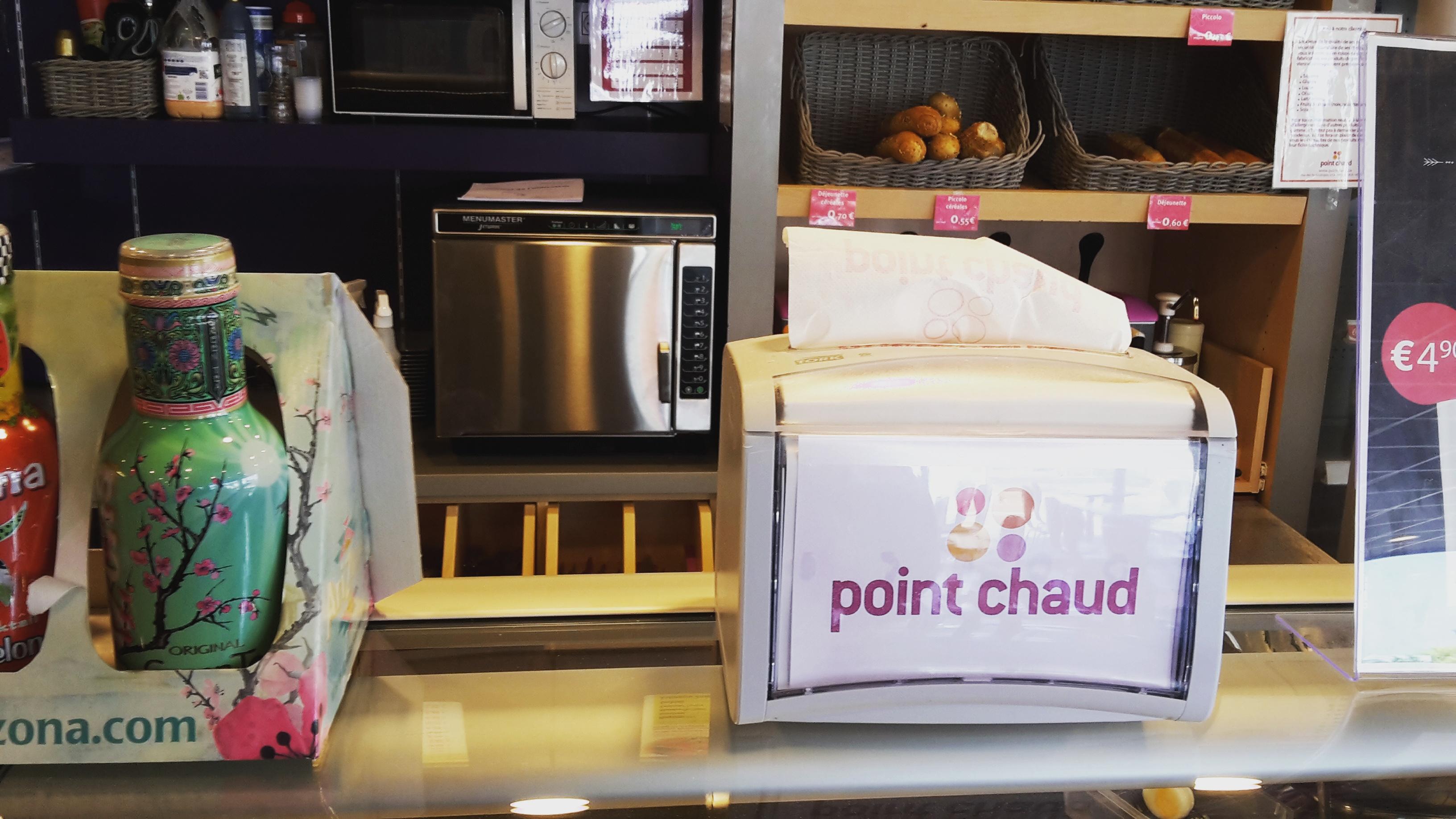 Point Chaud